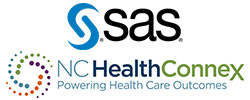 SAS, a technology company and NCHealthconnex, the NC health information exchange