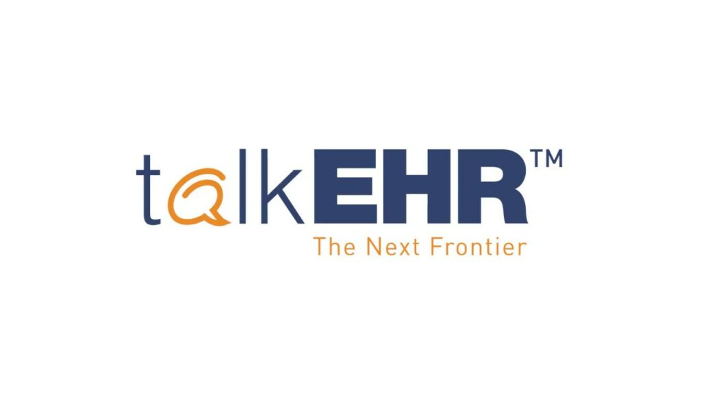 talkEHR is a MU3 certified, virtual assistant, cloud & artificial intelligence (AI) based electronic health records (EHR) software